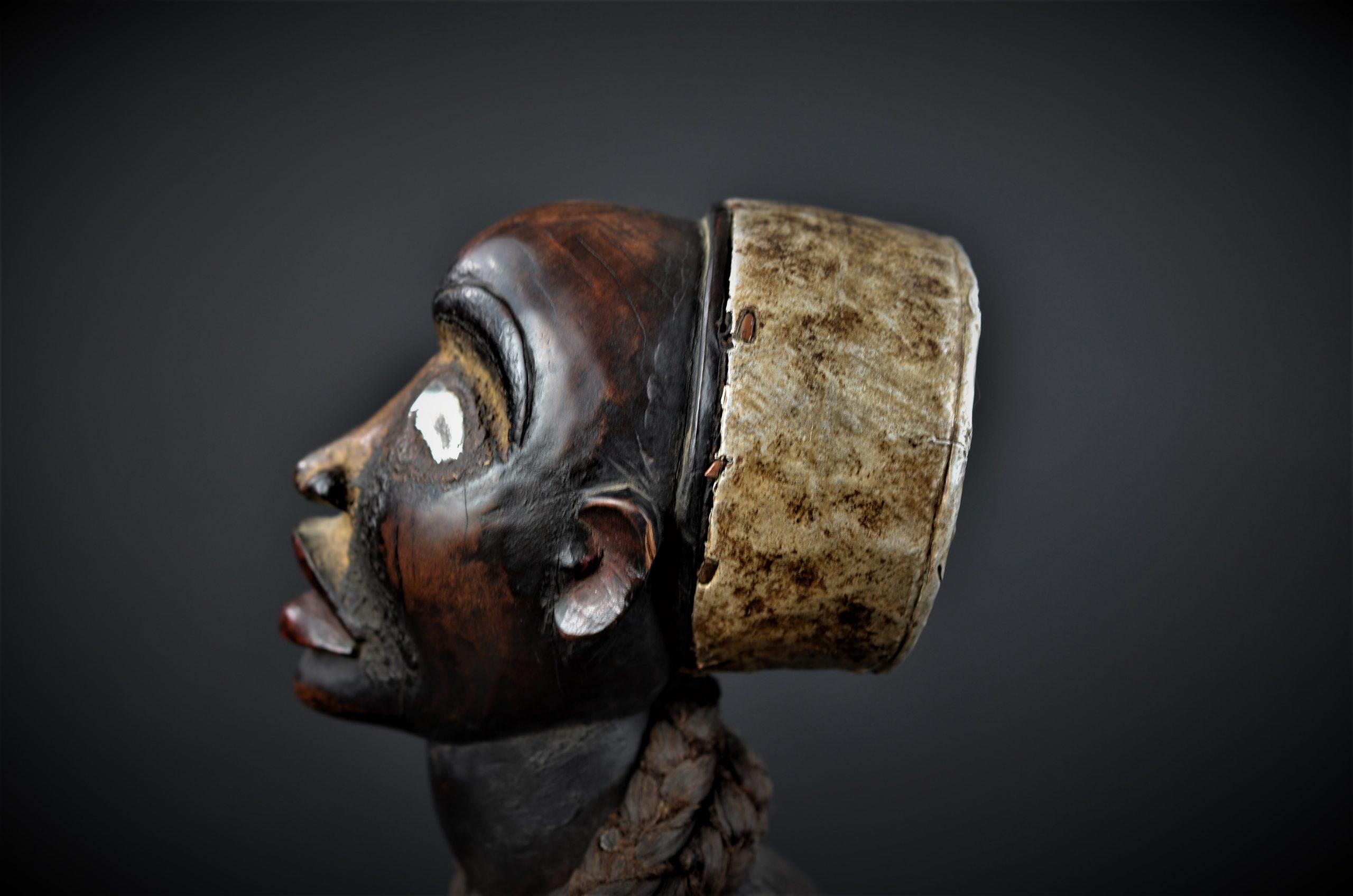 Kongo statue 7