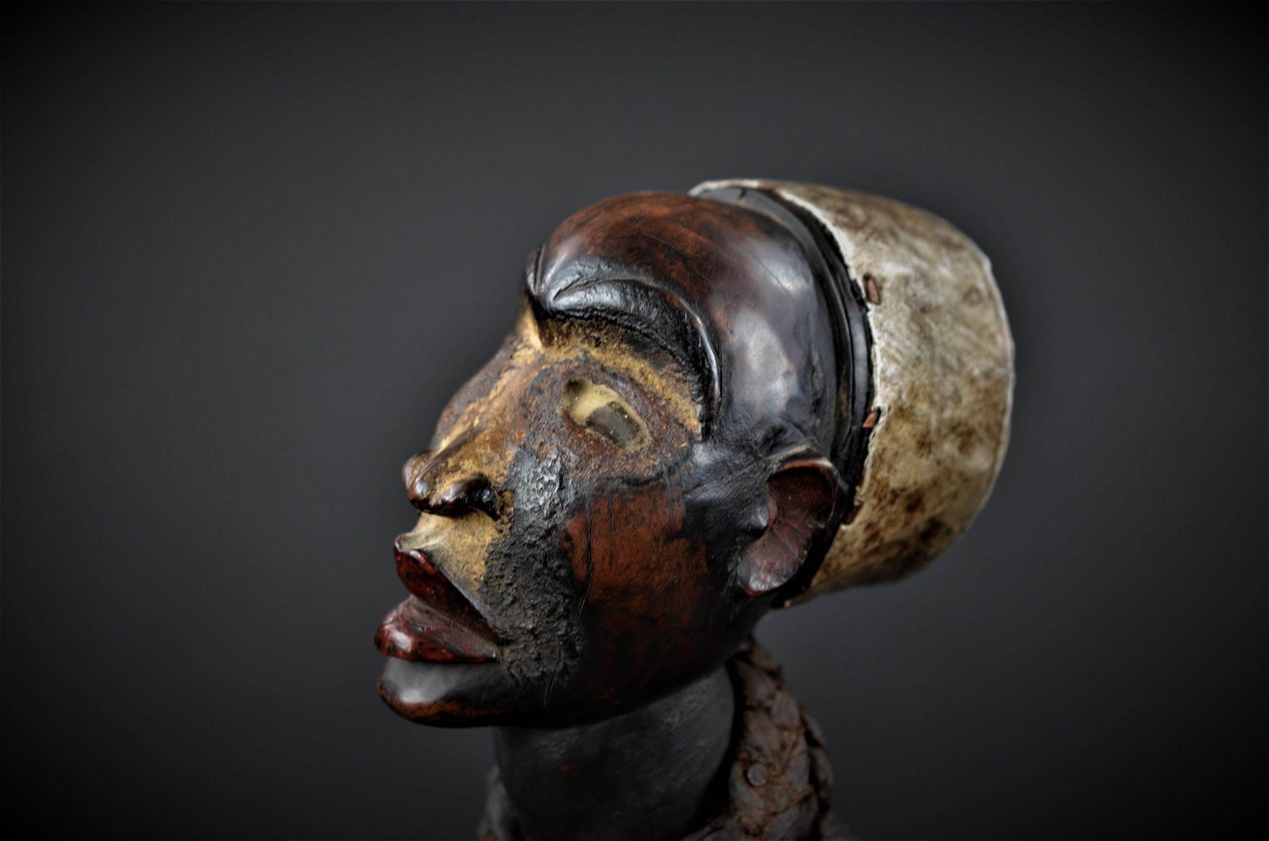 Kongo statue 8