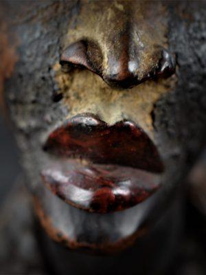 Kongo statue 9