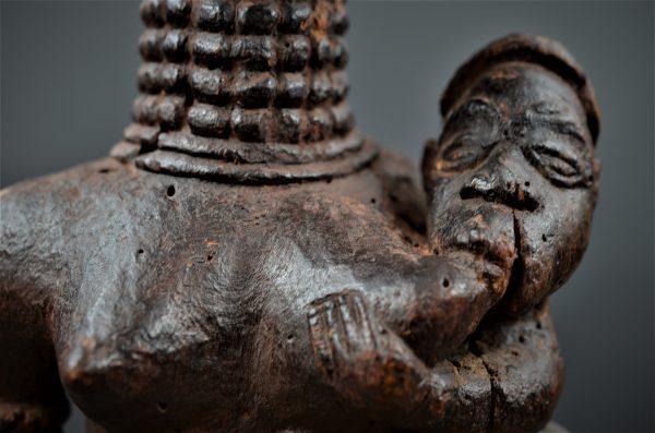 Luluwa Statue Maternité, République Démocratique du Congo