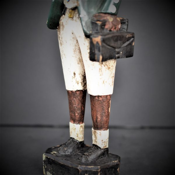 Statue Colon Baoulé, Côte d'Ivoire