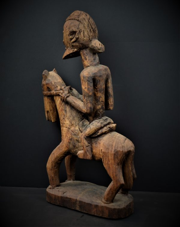 Cavalier Dogon, Mali