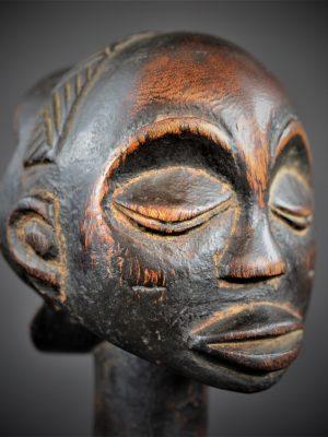 Statuette Luba, République Démocratique du Congo