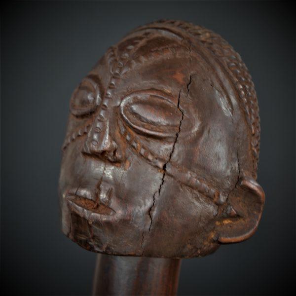 Statue Tabwa, République Démocratique du Congo