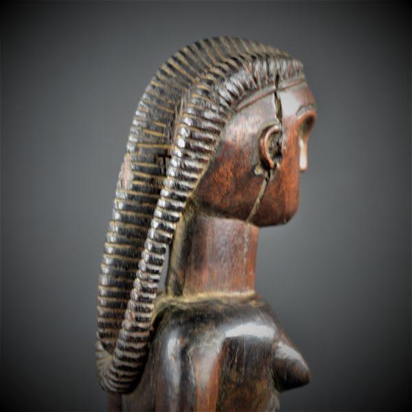 Statuette Féminine Ovimbundu, Angola