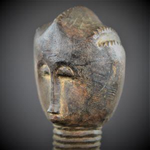 Statuette Baoulé, Côte d'Ivoire