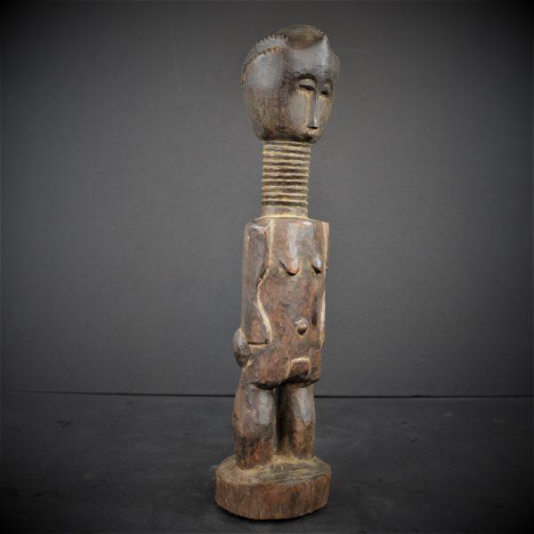 Statuette Agni, Côte d'Ivoire