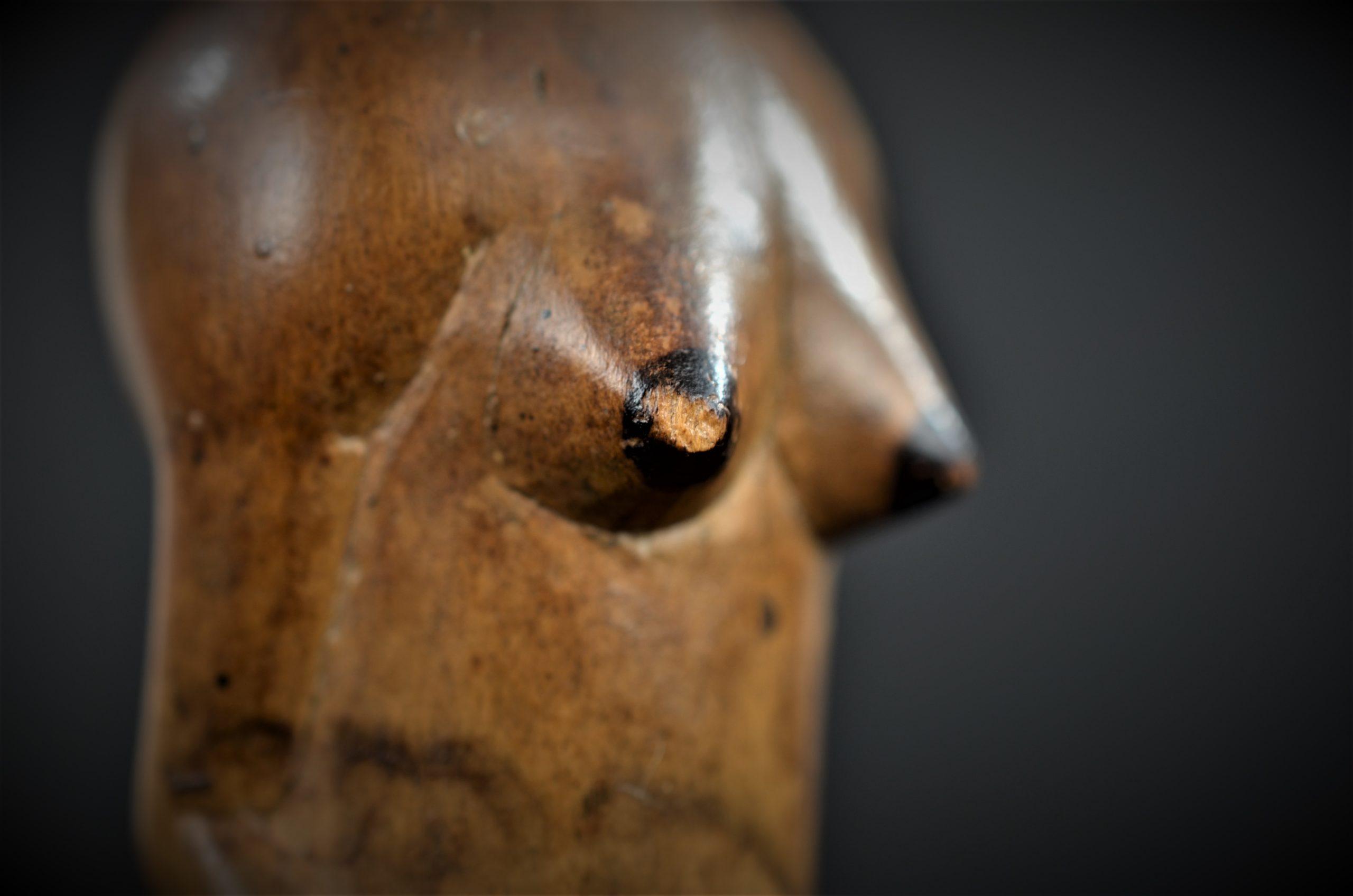 statuette feminine baoule 11