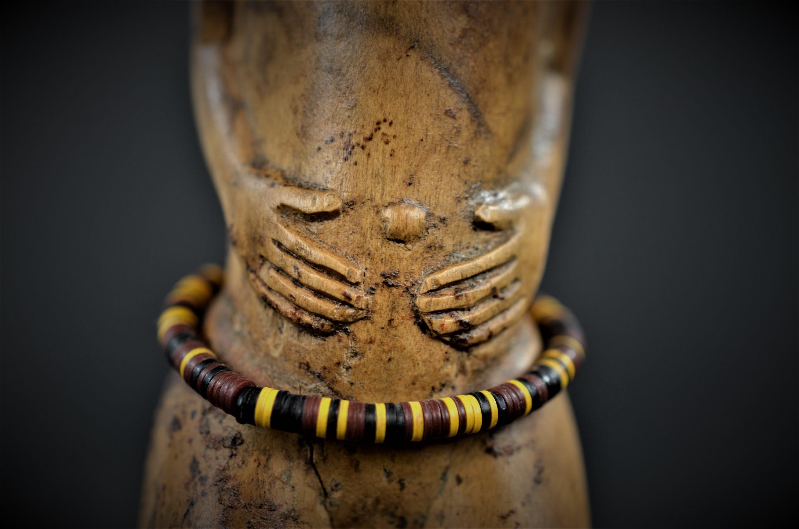 statuette feminine baoule 13