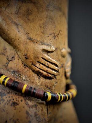 statuette feminine baoule 14