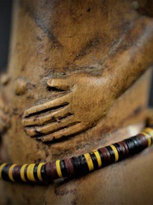 statuette feminine baoule 15