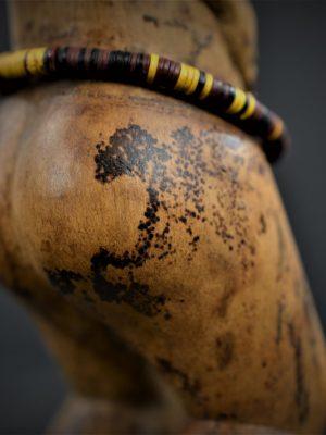 statuette feminine baoule 17
