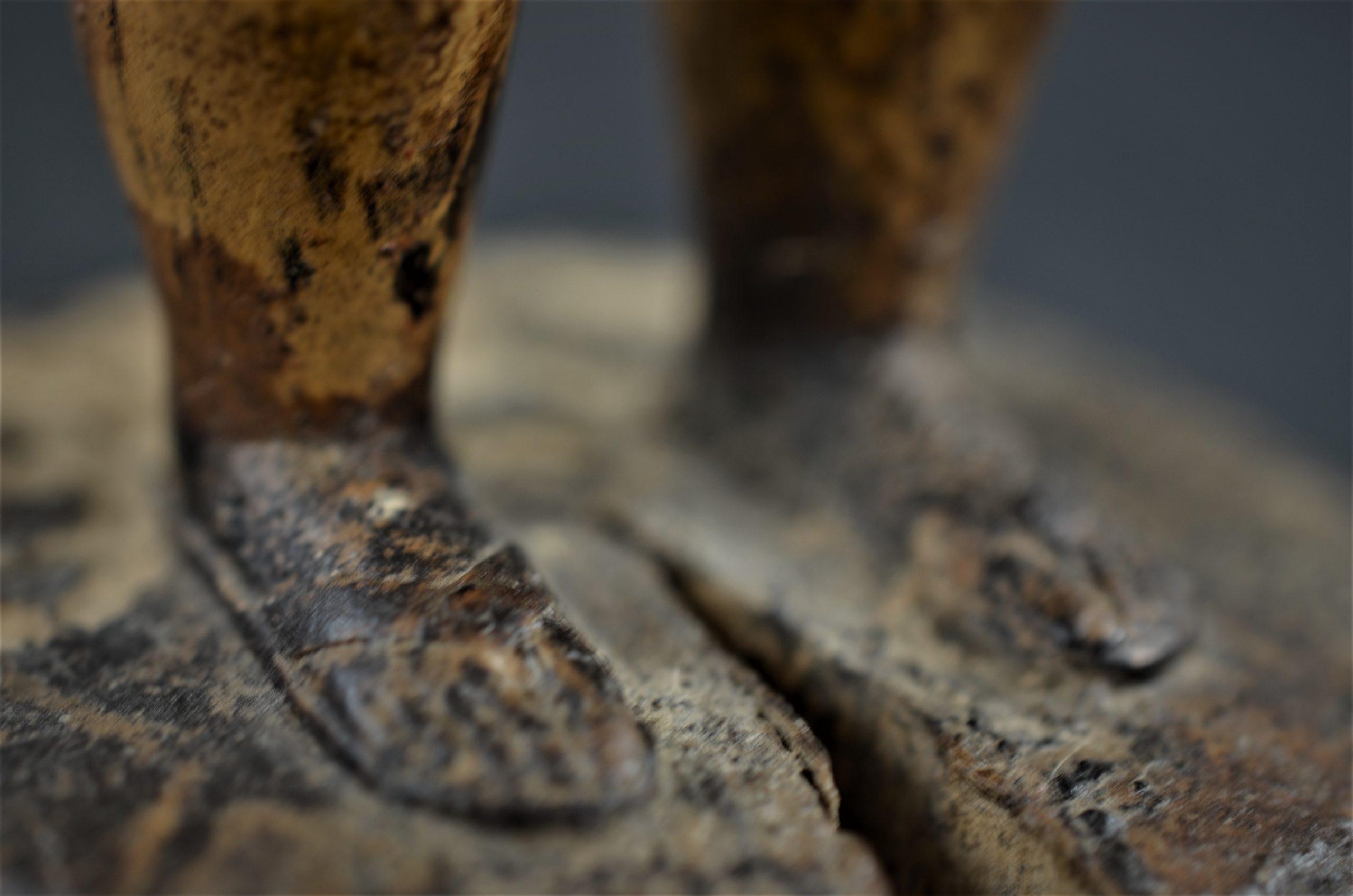 statuette feminine baoule 18