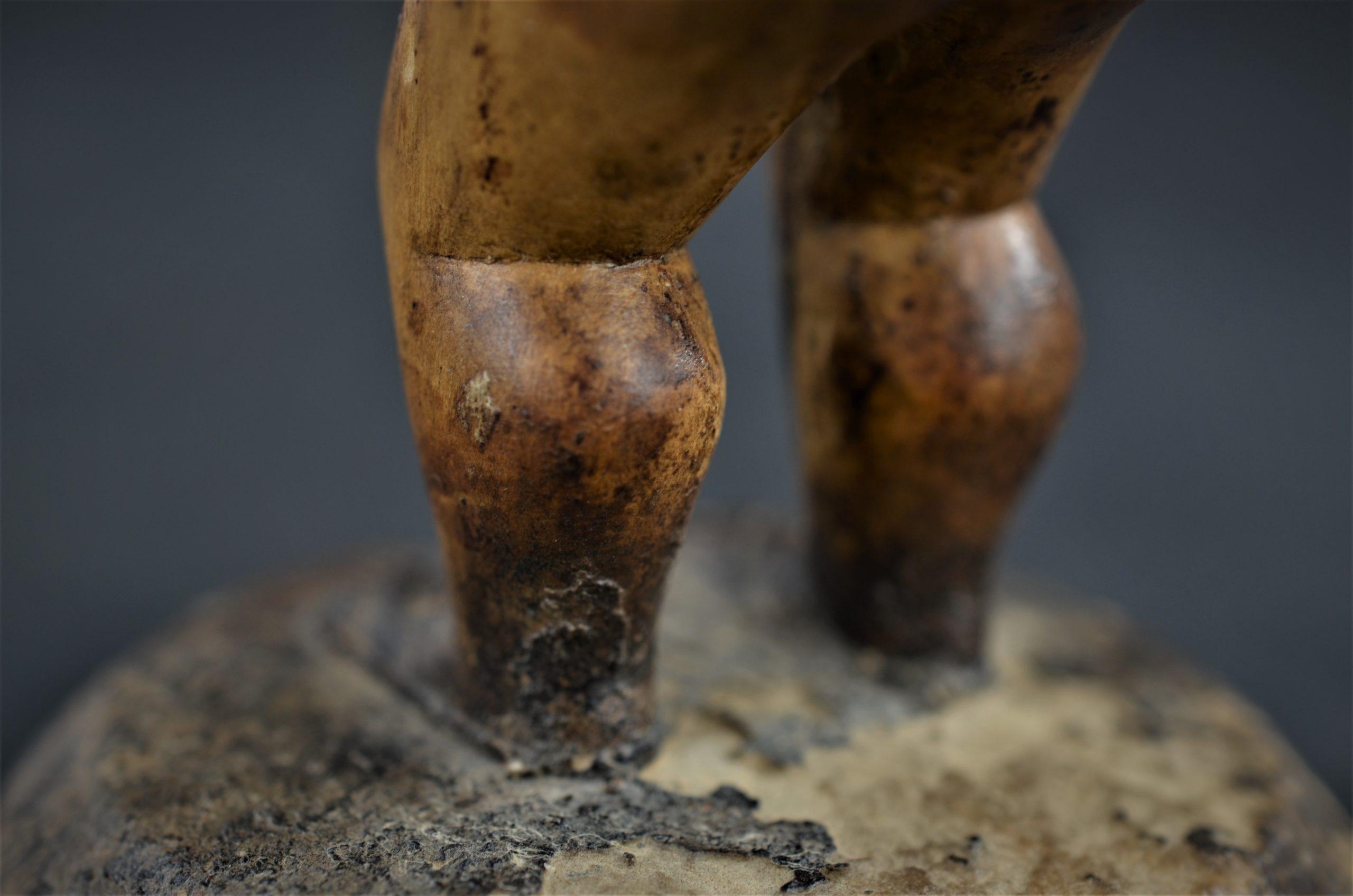 statuette feminine baoule 19