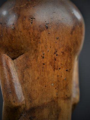 statuette feminine baoule 20