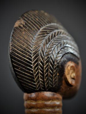statuette feminine baoule 4