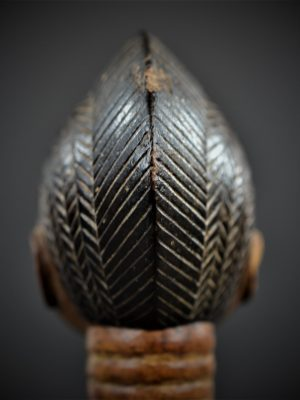 statuette feminine baoule 5