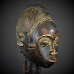 Statue Maternité Baoulé, Côte d'Ivoire