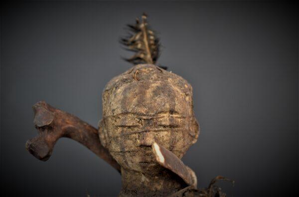 Fon Bocio Panier Fétiche, Bénin