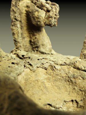 autel dogon gros plan pierre 2