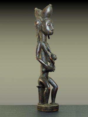 Baoulé Maternité, Côte d'Ivoire