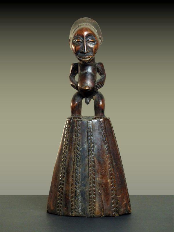Cloche Rituelle Hemba, République Démocratique du Congo
