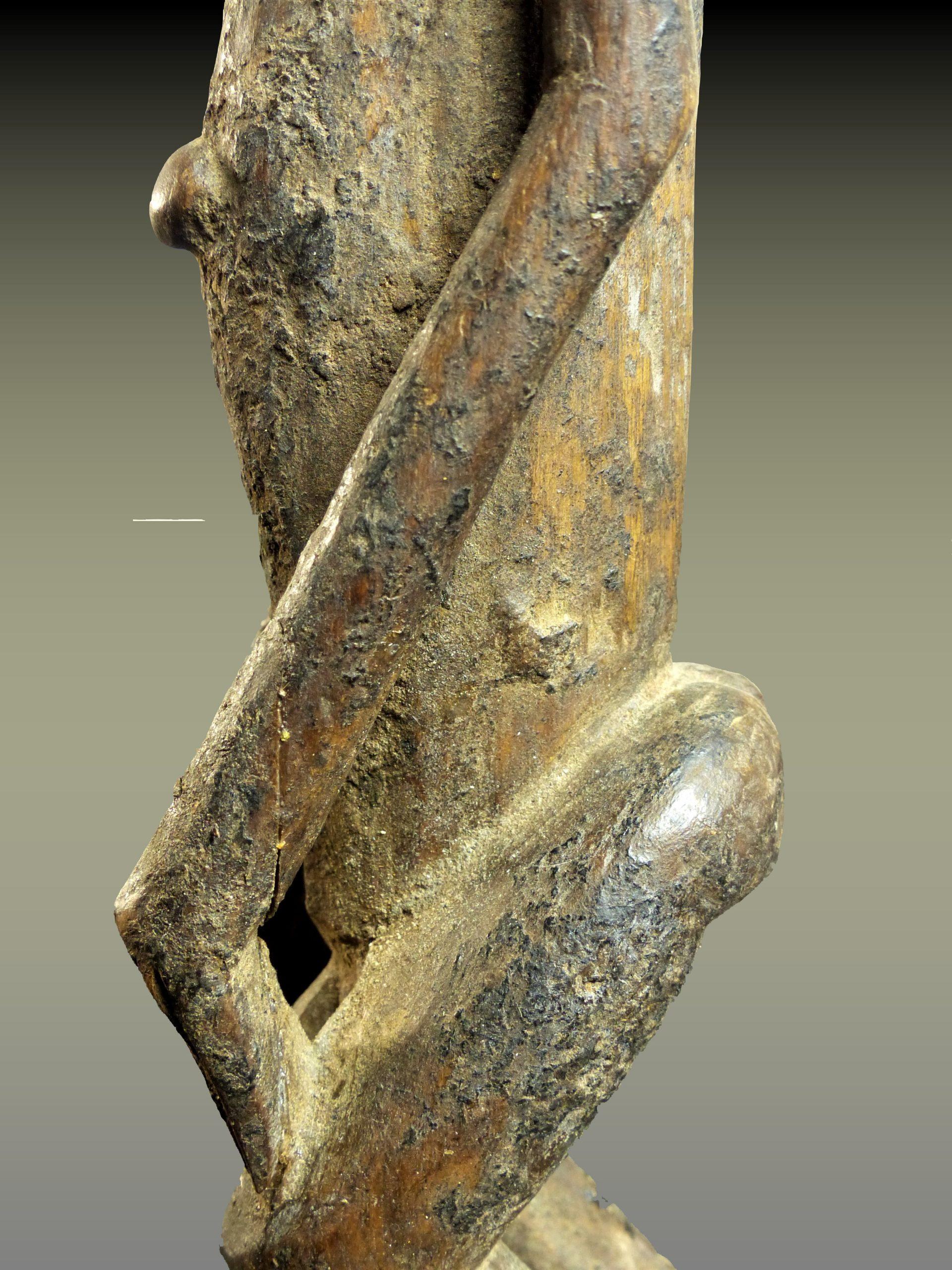 dogon fil jambes profil gauche