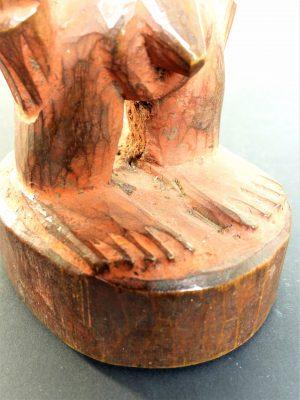 ibedji colon pieds trois quart droit