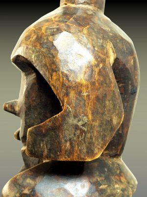 mumuye corps profil gauche