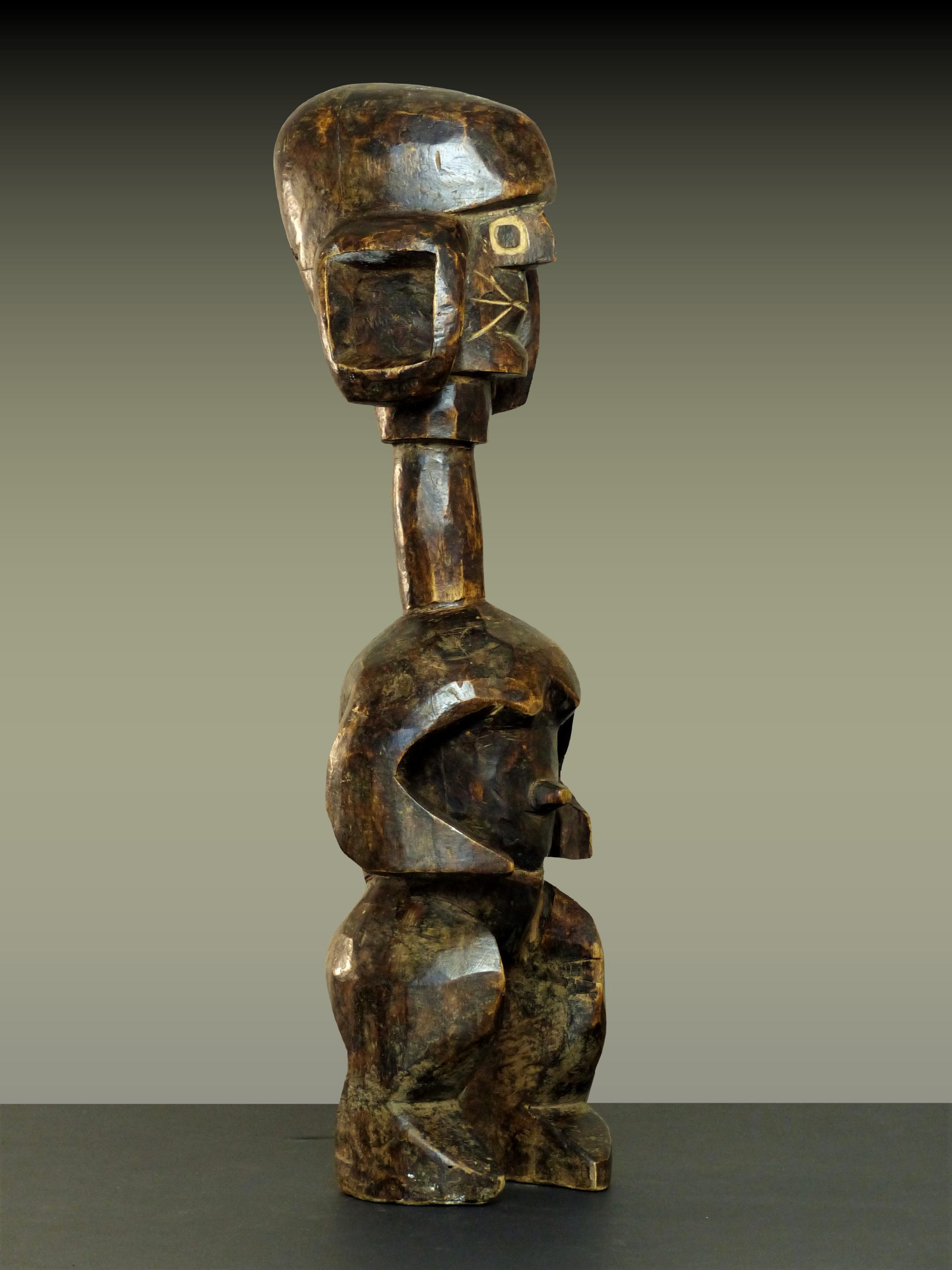 mumuye en pied trois quart droit