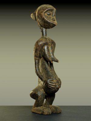 Statue Bamana, Jonyeleni, Mali