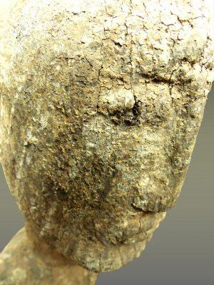 hogon visage trois quart droit