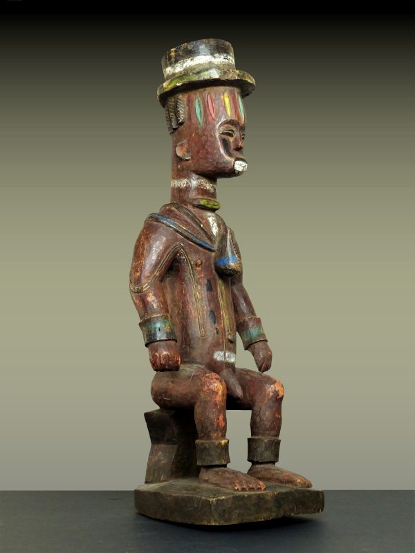 Statue Urhobo, Nigéria