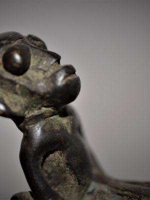 Bronze cavalier dogon 1
