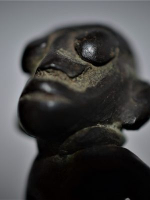 Bronze cavalier dogon 5