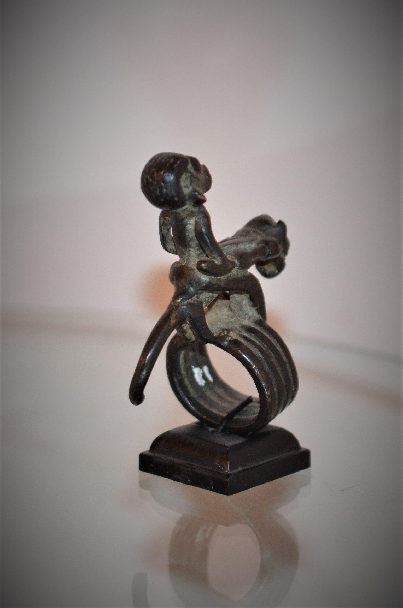 bronze cavalier dogon 11