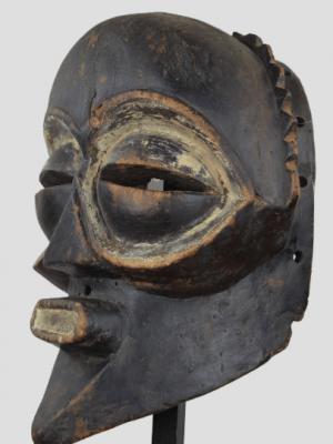 Masque Mbagani, République Démocratique du Congo