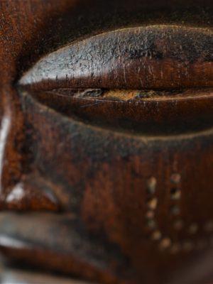 Chokwe statue féminine 13