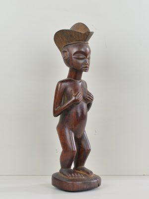 Chokwe statue féminine 2