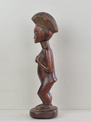 Chokwe statue féminine 7