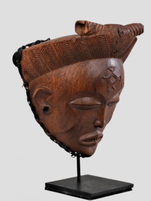 Masque Chokwe, Angola