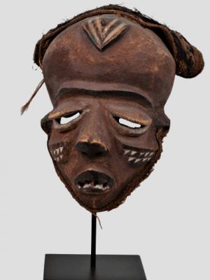 Masque Mbuya Pende, République Démocratique du Congo