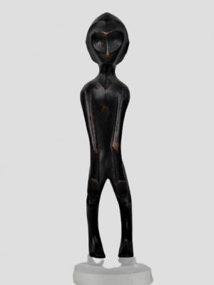 Statue Mbole, République Démocratique du Congo