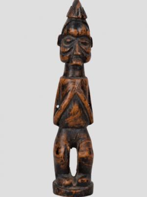 Statuette Yaka, République Démocratique du Congo