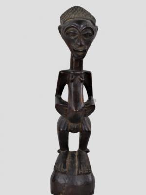 Statuette Songye, République Démocratique du Congo
