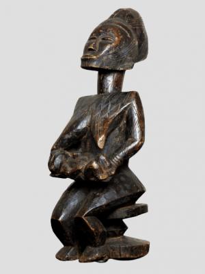 Statue Maternité Afo, Nigeria