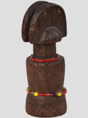 Poupée de fertilité « Mwana Hiti » Kwere/Zaramo, Tanzanie