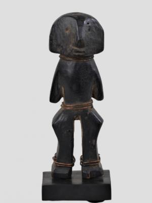 Statuette Yanda, Zande, République Démocratique du Congo
