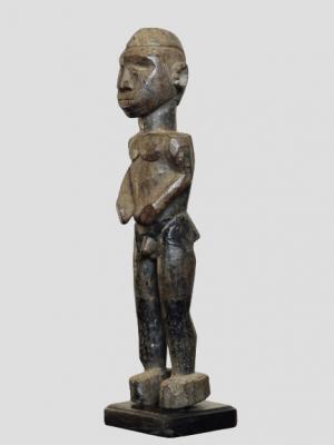 Statue masculine Tiv, Nigeria