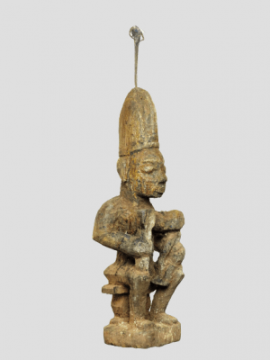 Statue Fon Maternité, Bénin